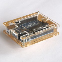 OBUDOWA CLEAR DO ARDUINO UNO