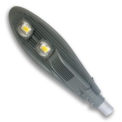 STREET LED LAMP with mount on pole 170W/230V IP65