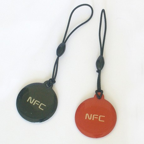 NTAG203 NFC TAG color ( set 2pcs) circle