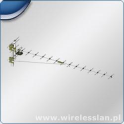 Antena telewizyjna 19/21-69 DVB-T (A1911) 12 dBi