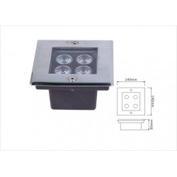 UNDERGROUND LED LAMP IP68 DMD104