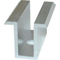 Klamra środkowa 50x25 mm