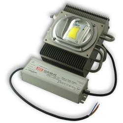 Multichip LED z zasilaczem 65W/230V IP65