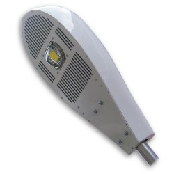 STREET LED LAMP with mount on pole 56W/230V IP65