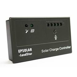 SOLAR CHARGE CONTROLLER LS1024S 12V/24V 10A
