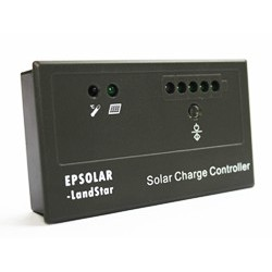 SOLAR CHARGE CONTROLLER LS2024S 12V/24V 20A