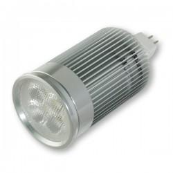 STRONG LED żarówka 5x1W LED MR16 biała ciepła