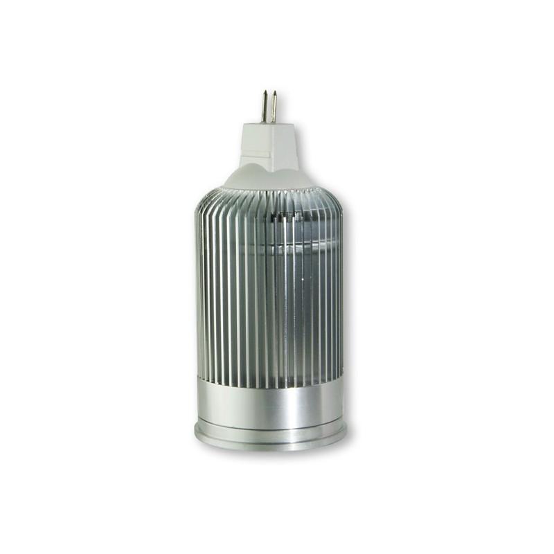 Zarowka Mr16 Led: STRONG LED żarówka 5x1W LED MR16 Biała