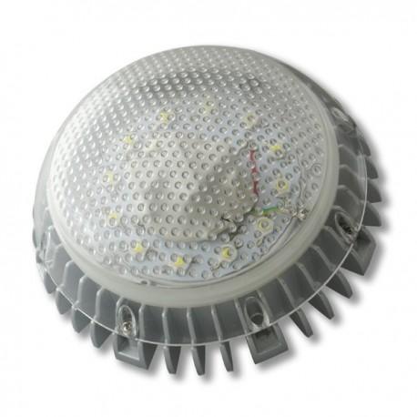 LED lighting fixtures RONDO 9W/230V cold white