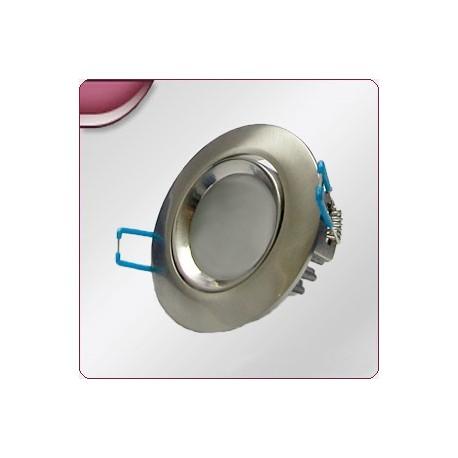 Lampa wpuszczana oprawa okrągła 12W