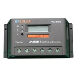 Solar charger VS 4048N 12/24/48V 40A
