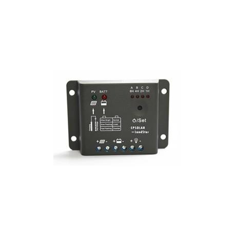 PWM Solar Controller Charger LS1024 12V/24V 10A