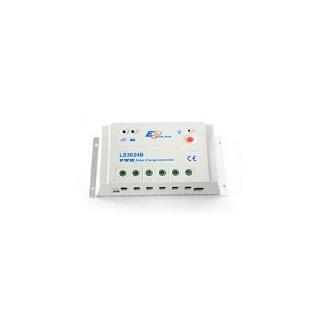 PWM Solar Controller Charger LS3024 12V/24V 30A