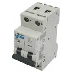 DC modular circiut breaker, 2P, 16A, 440VDC