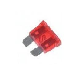Bezpieczniki samochodowe MIDI 10A płytkowe