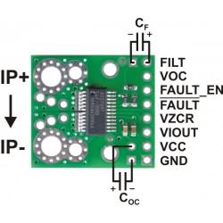 Czujnik natężenia prądu + -75A to +75A ACS709
