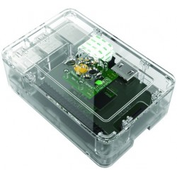 Raspberry Pi B+ Case CLEAR