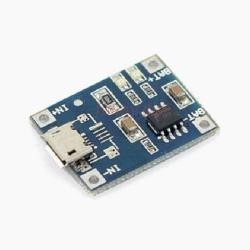 Charging module for Li-Io with micro USB