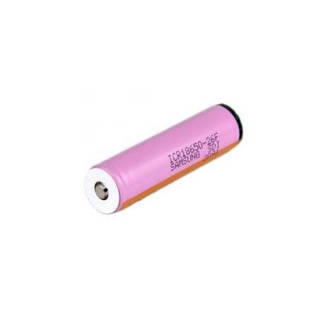 Akumulator Li-Ion 18650 3.7V 3000mAh PCM