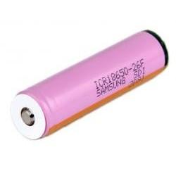 Akumulator Li-Ion 18650 3.7V 2800mAh PCM