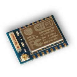 ESP8266 module WiFi ESP-201 with raster 2.00mm