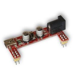 Moduł zasiljący 5V oraz 3.3V do płytki stykowej