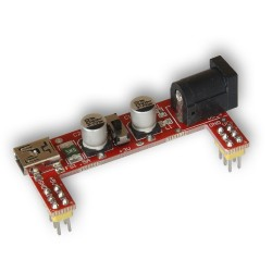 Power Supply Module for Breadboard 5V & 3.3V