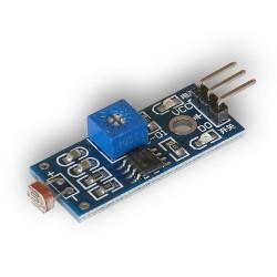 Light detector module