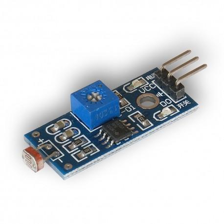 Czujnik - moduł natężenia światła