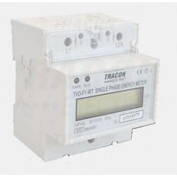 PRZEPUSTOWY LICZNIK ENERGII LCD, BEZPOŚREDNI , 1-FAZOWY 230V/30A
