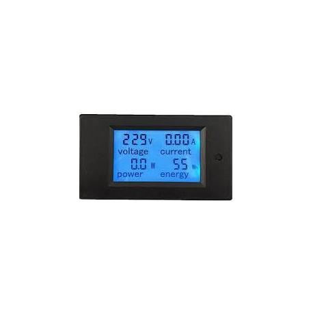 LICZNIK ENERGI 230V AC 4w1 (U, I, P, E) LCD