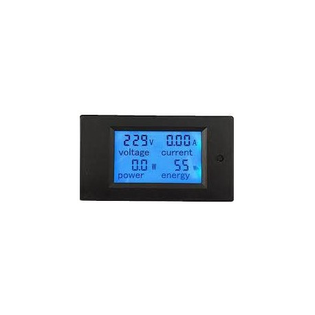 POWER METER DS238 5(65)A 230V LCD SINGLE PHASE
