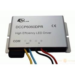 DRIVER LED DCCP 6060 DPR 30W/12V 60W/24V 2A