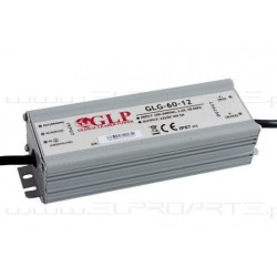 POWER SUPPLY GLG-60-12 12V 5A 60W