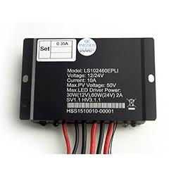 SOLAR CHARGE CONTROLLER LS102460EPLI 12V/24V 10A