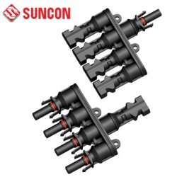 Connector to the parallel connection 4TO1