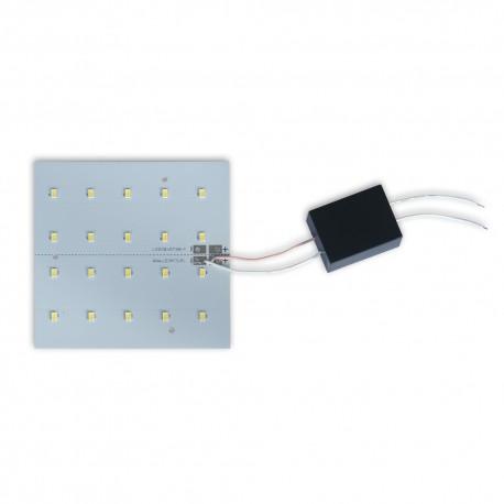 WALL MOUNT LED 10W / 230 V, IP44