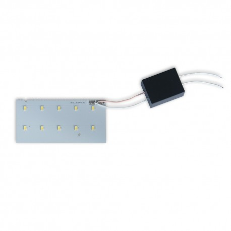 WKŁAD LED 5W / 230 V + DRIVER