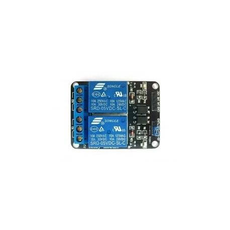 Moduł 2 przekaźników do Arduino