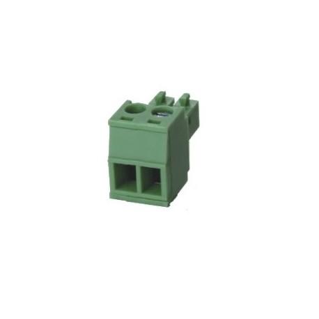 Pluggable terminal block FEMALE 5.08mm 2PIN
