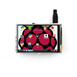 "LCD Display 3.5"" for Raspberry PI"