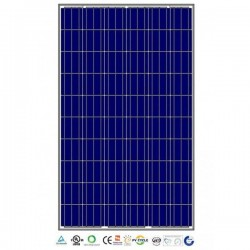 Polycrystalline 250W photovoltaic module