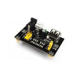 Moduł zasiljący 5V oraz 3.3V do płytki stykowej z wył i USB