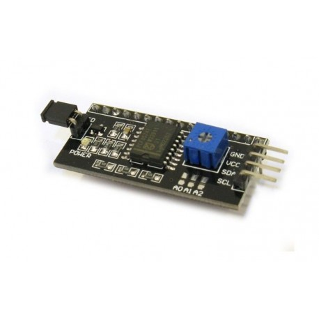 Konwerter I2C do wyświetlacza LCD Z Kontrolerem HD4478
