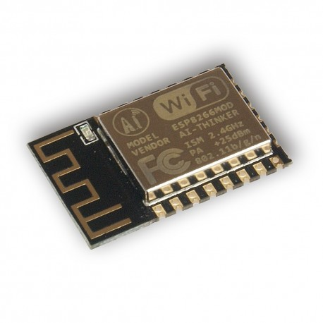 ESP8266 module WiFi ESP-12E with raster 2.00mm