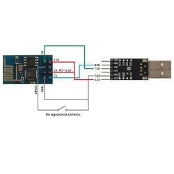 ESP8266 moduł WiFi ESP-01