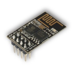 ESP8266 module WiFi ESP-01S with raster 2.54