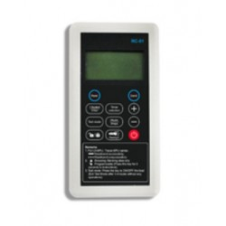 REMOTE CONTROLLER RC-03 FOR DCCP SERIES