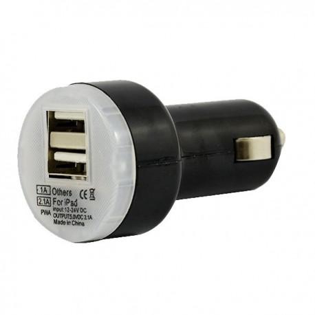 Ładowarka samochodowa USB 2.1A DUAL