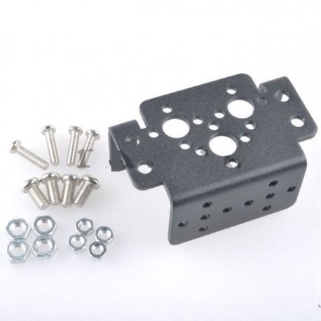 Aluminum Multifunction Servo Bracket